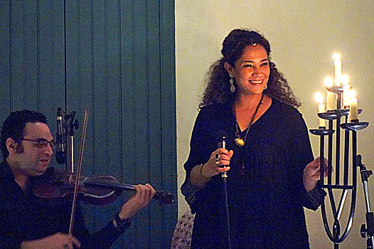 Ghalia Benali Sings Sufi Poetry of Love