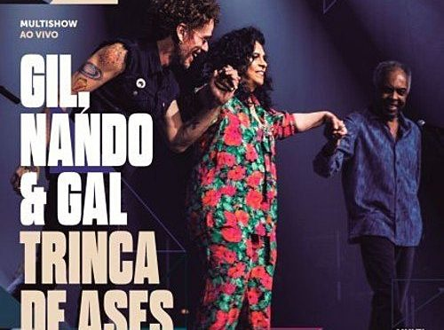 Brazilian Stars Deliver Iconic Songs Live