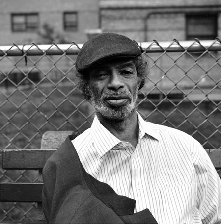 Gil Scott-Heron - Photo by Mischa Richter