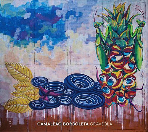 Graveola - Camaleão Borboleta