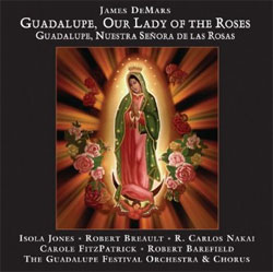 James DeMars - Guadalupe, Our Lady of The Roses