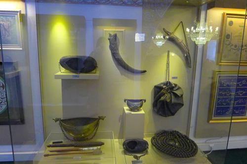 Hacibektas Shrine Museum, Sufi Artifacts — Photo by Evangeline Kim