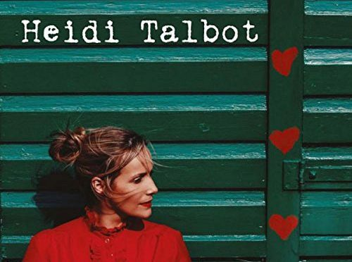 "Heidi Talbot Releases ""Here We Go 1, 2, 3"""