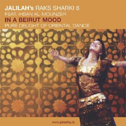 Jalilah's Raks Sharki 6  - In a Beirut Mood