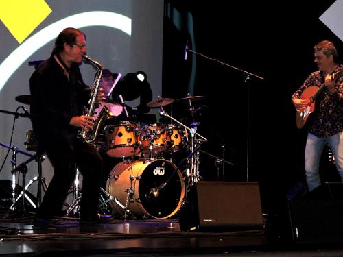 Javier Paxariño Trio