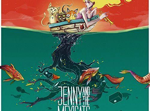 Jenny & The Mexicats' Fresh Mestizo Sound