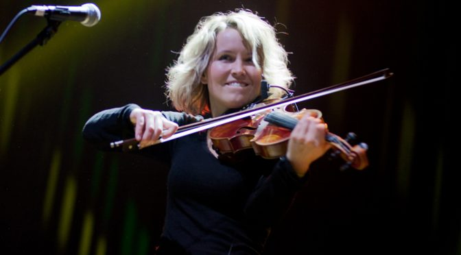 Award-Winning Czech Fiddler Jitka Šuranská Dies at 41