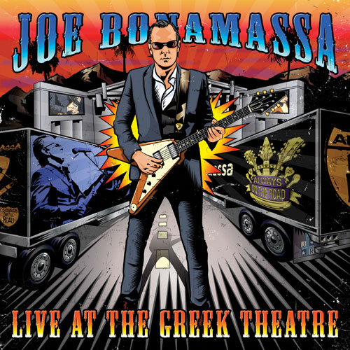 Joe Bonamassa - Joe Bonamassa Live at the Greek Theatre