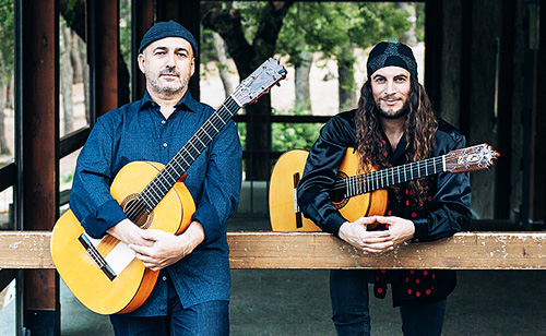 Guitarists Jose Maria Bandera and Amir John Haddad to Celebrate Paco de Lucía's Final Work