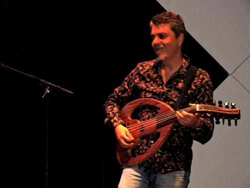 Josete Ordoñez (Javier Paxariño Trio) -