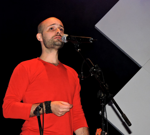 Juan Iñaki at EXIB 2015 - Photo by Angel Romero