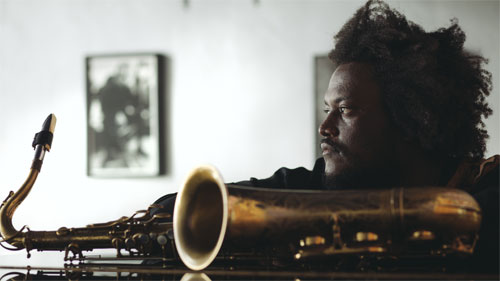 Kamasi Washington - Photo by Mike Park