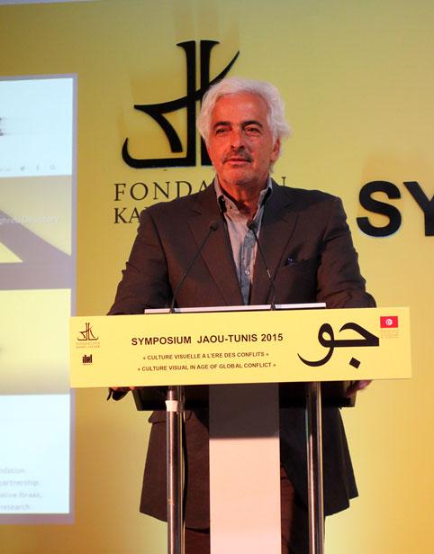 Kamel Lazaar, Chairman of the Board - Photo by Evangeline Kim