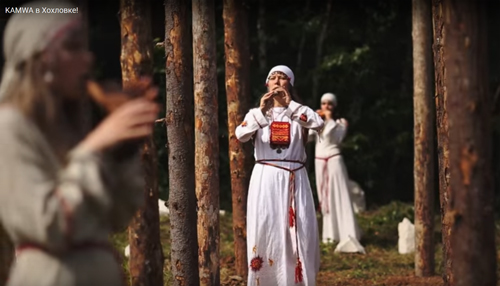 Russian Summer Ethno Festivals 2018