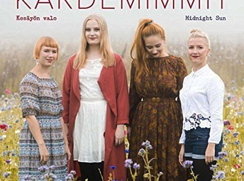 Delightful Contemporary Finnish Folk Music from Kardemimmit