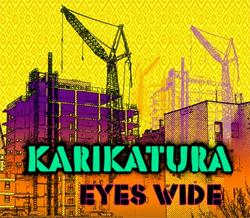 Karikatura - Eyes Wide Out