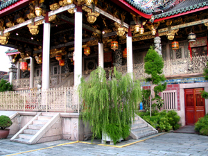 Leong San Tong Khoo Kongsi, one of the jewels of Penang's architecture