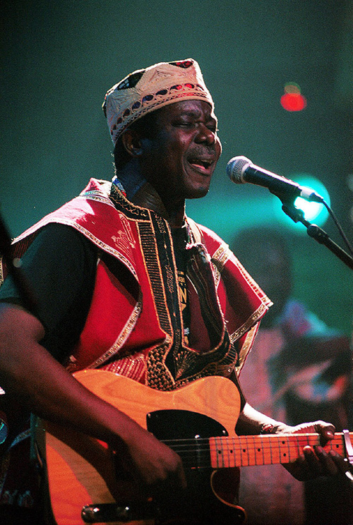 Artist Profiles: King Sunny Ade | World Music Central org