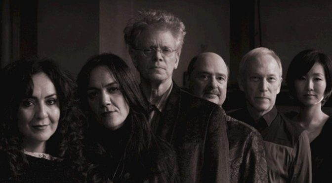 Collaboration Between Kronos Quartet and Mahsa & Marjan Vahdat Tops the Transglobal World Music Chart