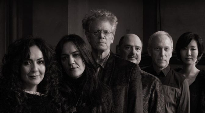 Kronos Quartet to Release an Album with Mahsa & Marjan Vahdat