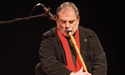 Turkish Musician Kudsi Ergüner Designated UNESCO Artist for Peace