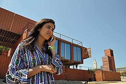 Lina Lazaar - Photo by Rim Temimi