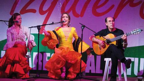 Flamenco 2017 Nimes