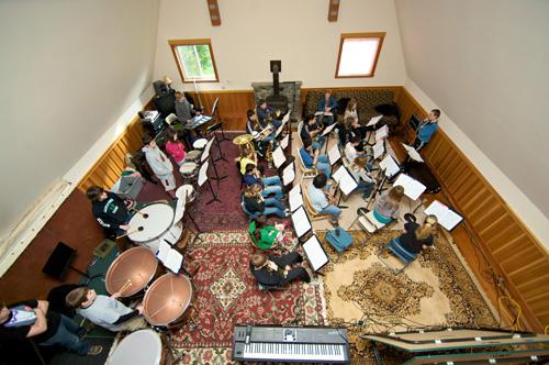 LaVenture Middle School Music Program - Photo courtesy of LaVenture Middle School