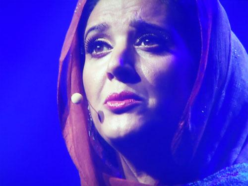 Lavleen Kaur - Photo by Madanmohan Rao