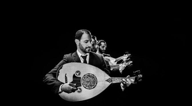 Interview with Oud Maestros Le Trio Joubran