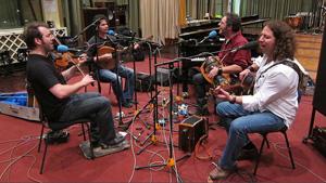 Le Vent du Nord at BBC Maida Vale Studios