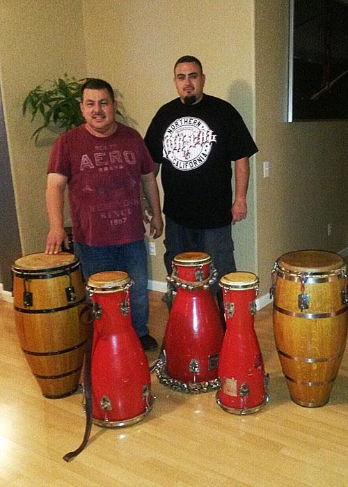 Les Moncada and Marco Moncada