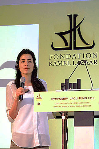 Lina Lazaar, Founder of Jaou Tunis