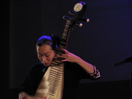 Liu Fang - Photo by Angel Romero