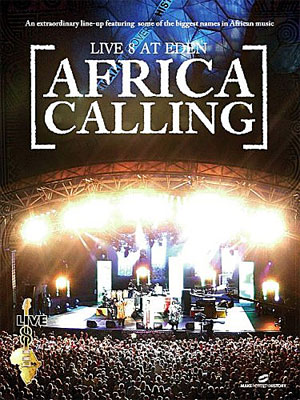 cover of Africa Caling