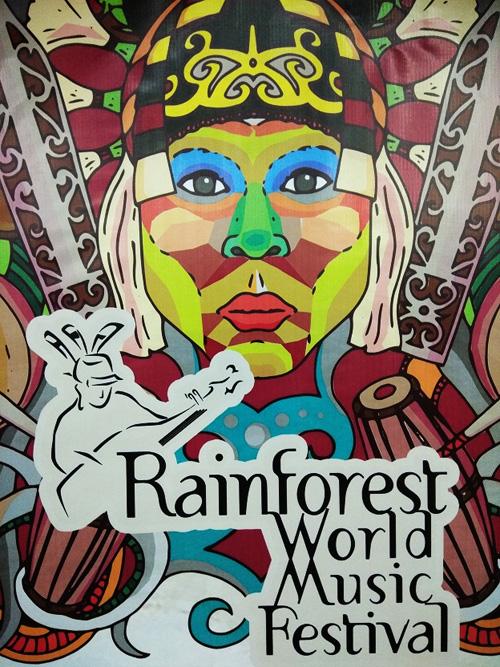 Rainforest World Music Festival 2017 20 Years Of Celebrating Music Heritage World Music Central Org