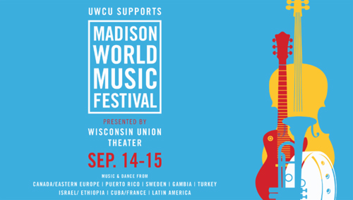 Madison World Music Festival 2018 Program announced