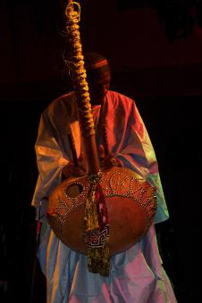 Mamadou Diabate - Photo by Angel Romero