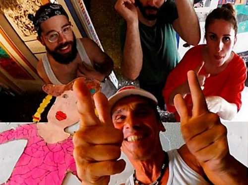 Manu Chao & Chalart58 Release Second Music Video, La Vecina del Patio