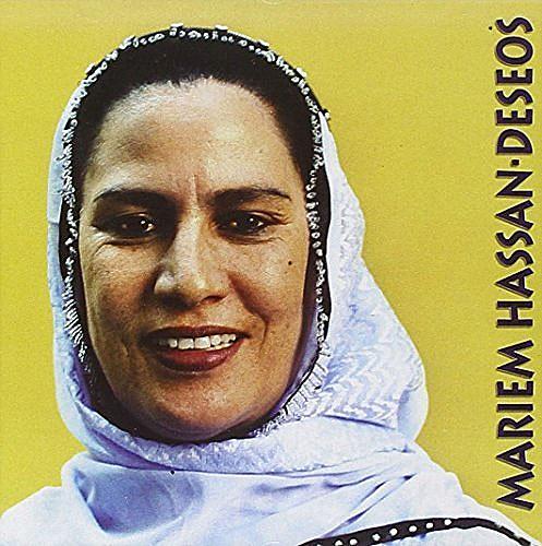 cover of Mariem Hassan's album Deseos