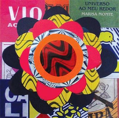Marisa Monte has two new recordings available:   Universo ao Meu Redor