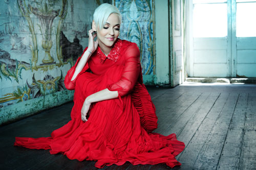 Mariza - Photo by Carlos Ramos
