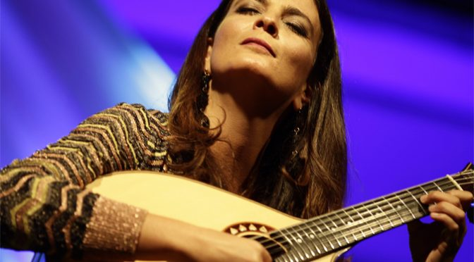 Portuguese Guitarist Marta Pereira da Costa Announces March 2019 U.S. Tour
