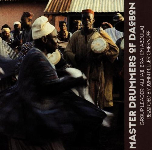 Alhaji Ibrahim Abdulai & the Master Drummers of Dagbon - Master Drummers of Dagbon, V. 1