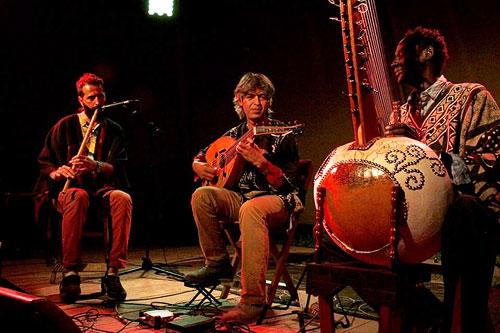 Mehmet Polat Trio play Music of the Heart