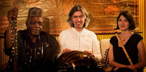 Mehmet Polat Trio Play Songs of Connection