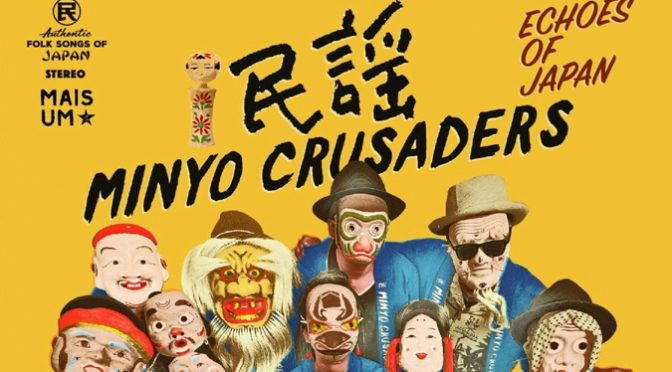Echoes Of Japan by Minyo Crusaders Tops the Transglobal World Music Chart