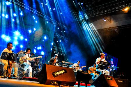 Mohram - Photo by Leong Kean Hong, courtesy of Penang World Music Festival