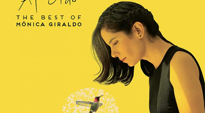 Superb Anthology of Mónica Giraldo's Songs