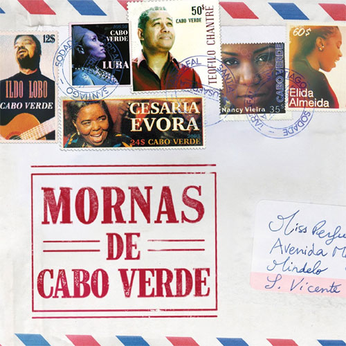 Various Artists - Mornas De Cabo Verde